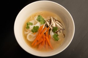 Vegan Pho Recipe Image