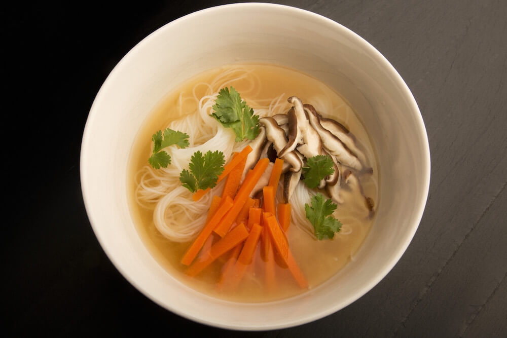 Vegan Pho- Anti-Cancer Recipes- cook for your life