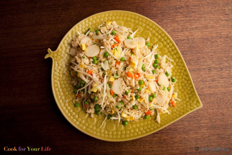 Veggie Fried Rice Recipe Image