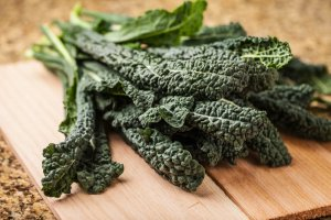 Wine Braised Kale Recipe