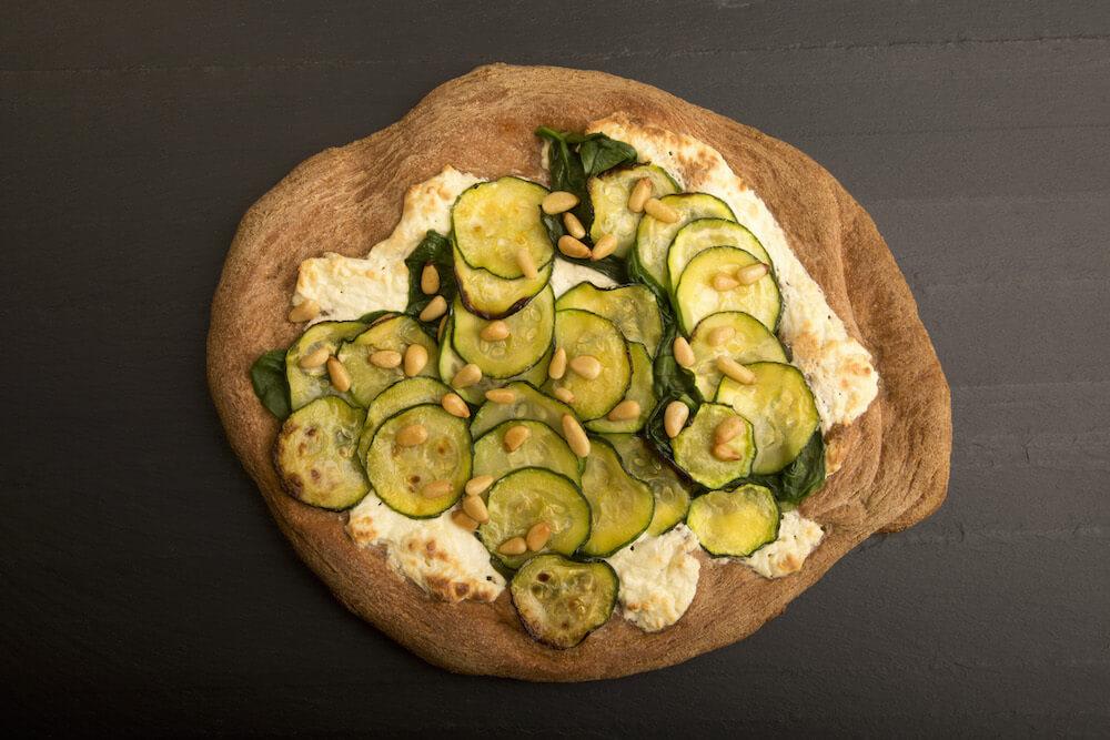 Pizza de Calabacines Image