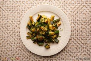 Zucchini with Mint Recipe Image