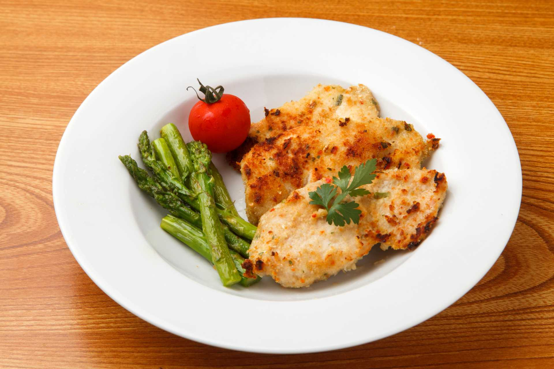 Oven Baked Buttermilk Fried Chicken - Pollo frito Horneado, Anti-cancer recipes - Cook For Your Life