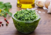 anti-cancer cilantro marinade- cook for your life