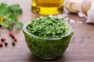 Cilantro Marinade Recipe Image