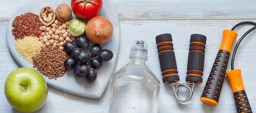 Mantener un peso saludable para la prevención del cáncer Image