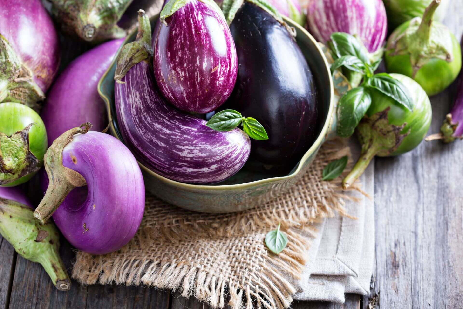 All About Eggplants Image