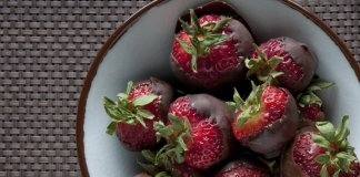 chocolate covered fruit recipe