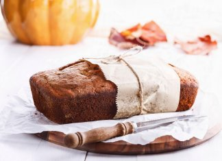 Pumpkin Bread - Cook For Your Life-anti-cancer recipes