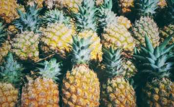 pineapple fruit - cook for your life
