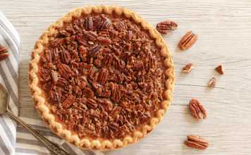 Pecan Pie - Cook For Your Life-anti-cancer recipes