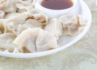 vegetarian Dumplings- cook for your life- anti cancer recipes