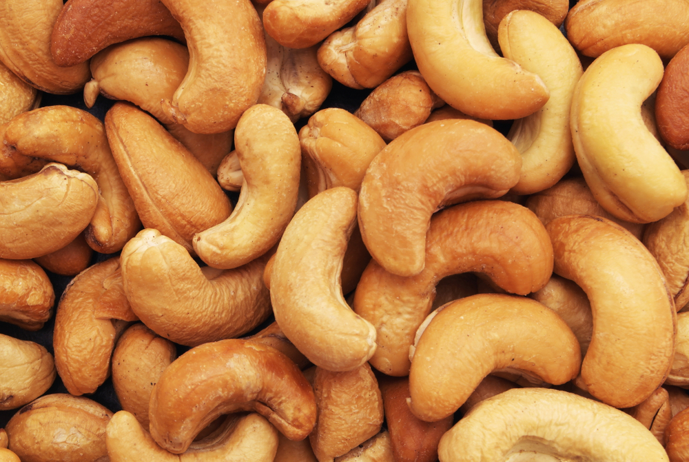 cashews - cook for your life