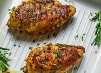 Yogurt Marinated Chicken - Cook For Your Life- anti-cancer recipes