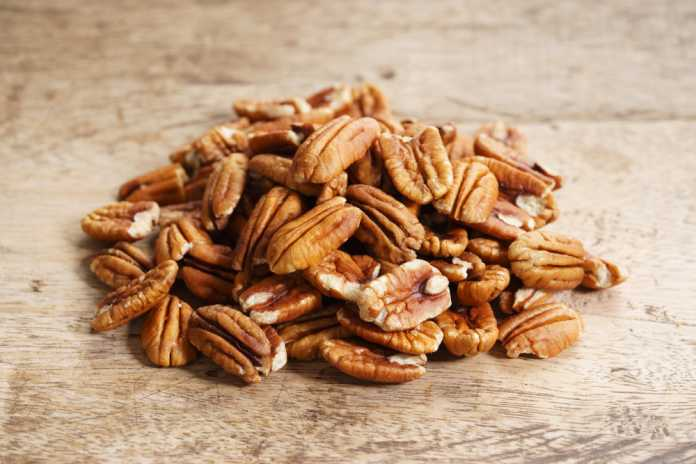 Pecan Crust - Cook For Your Life-anti cancer recipes