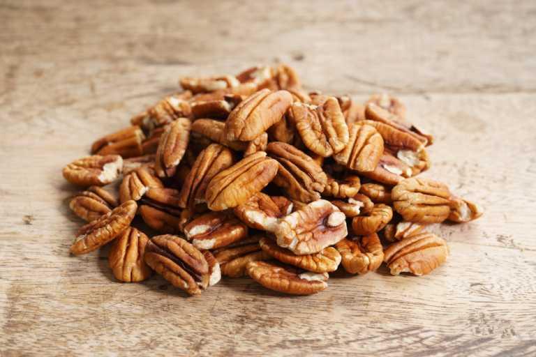 Pecan Crust Recipe Image