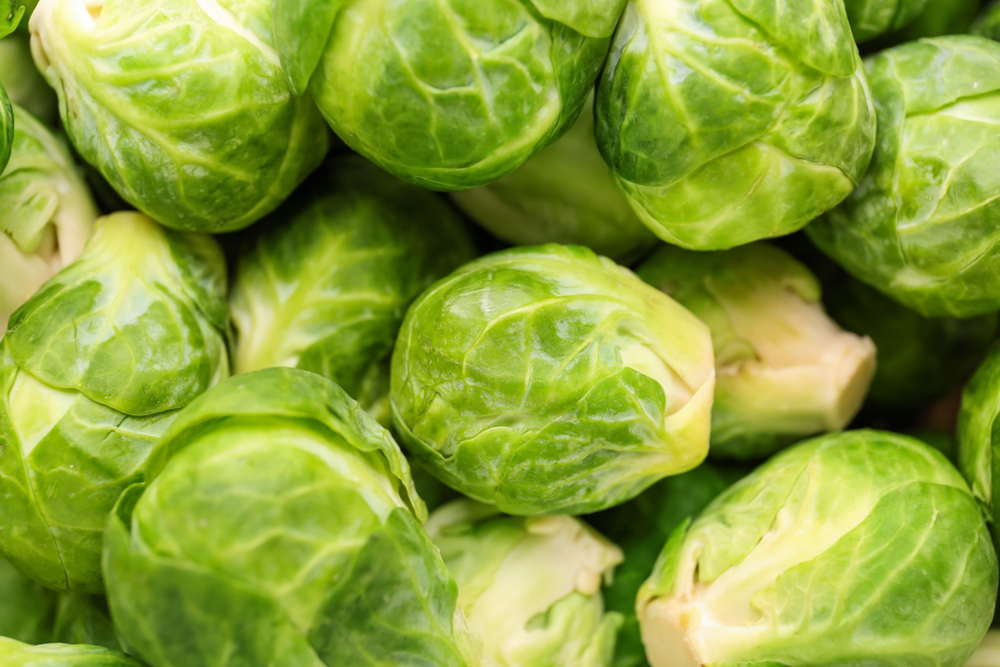 brussels sprouts - anti-cancer recipes - cook for your life