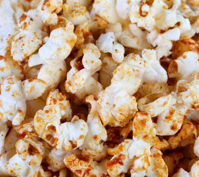 Southern Spiced Popcorn Recipe Image