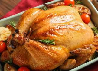 Basic Roast Turkey - Cook for Your Life- anti-cancer recipes