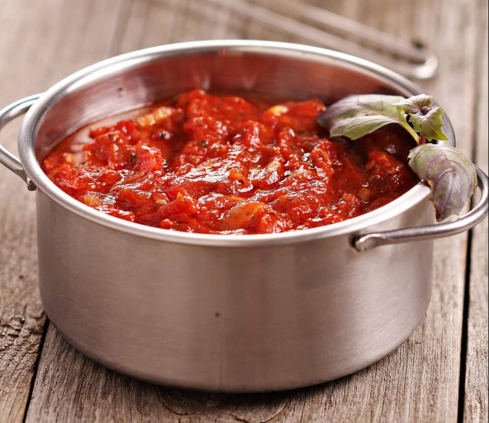 Basic Tomato Sauce- cook for your life- anti-cancer recipes