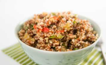 Thai-Style Savory Coconut Quinoa- cook for your life-anti cancer recipes