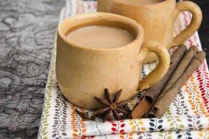 Té Chai con Leche de Almendras Recipe Image