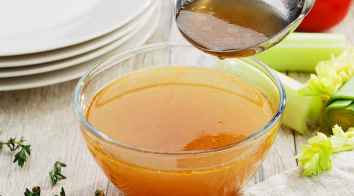 Rich Chicken Stock - Cook For Your Life- anti-cancer recipes