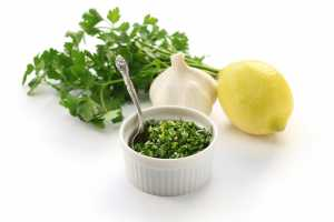 Spicy Gremolata Recipe Image