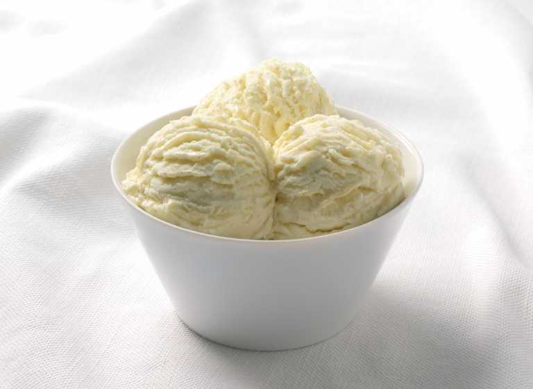 Banana Ice Cream Recipe Image