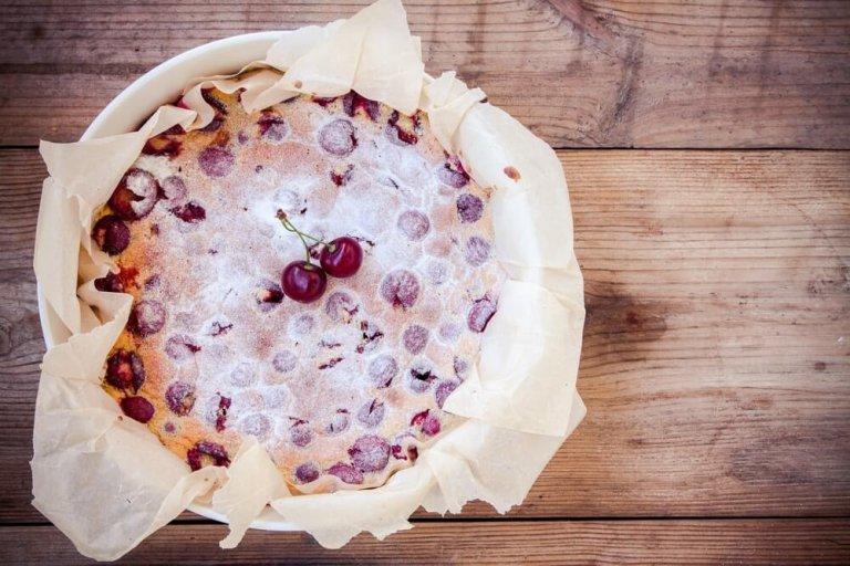 Clafoutis de Cerezas Recipe Image