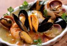 Matelote de Poissons - Cook For Your Life- anti-cancer recipes