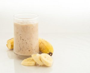 Banana Slushie Recipe Image
