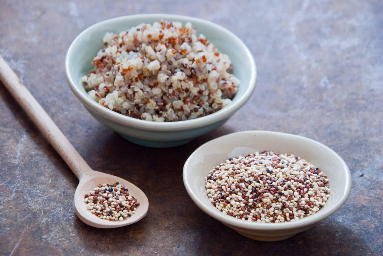 Tres Maneras de Preparar Quinoa Image