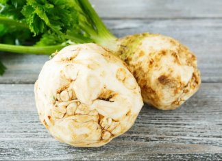 celery root - cook for your life