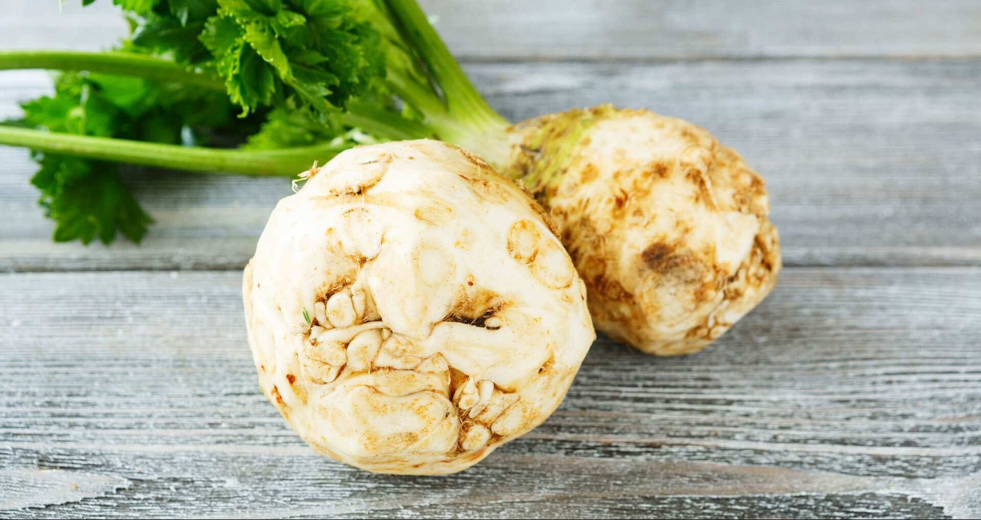 How to Cut Celery Root Image