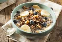Quinoa Breakfast Porridge - Cook For Your Life- anti-cancer recipes