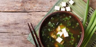 Miso Soup- cook for your life- anti-cancer recipes