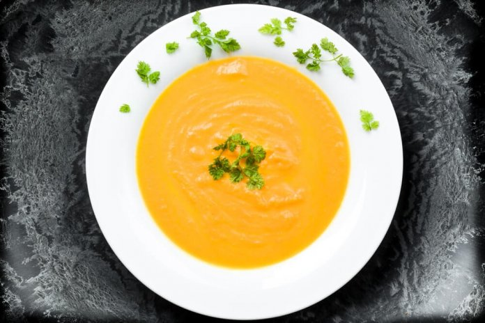carrots, orange, Greek yogurt, olive oil- anti-cancer recipes- cook for your life