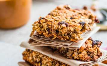 Oat Bars- anti-cancer recipes- cook for your life