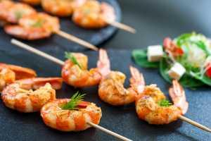Cajun Style Spiced Shrimp Recipe Image