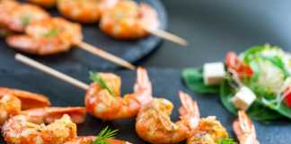 Cajun Style Spiced Shrimp- cook for your life - anti cancer recipes