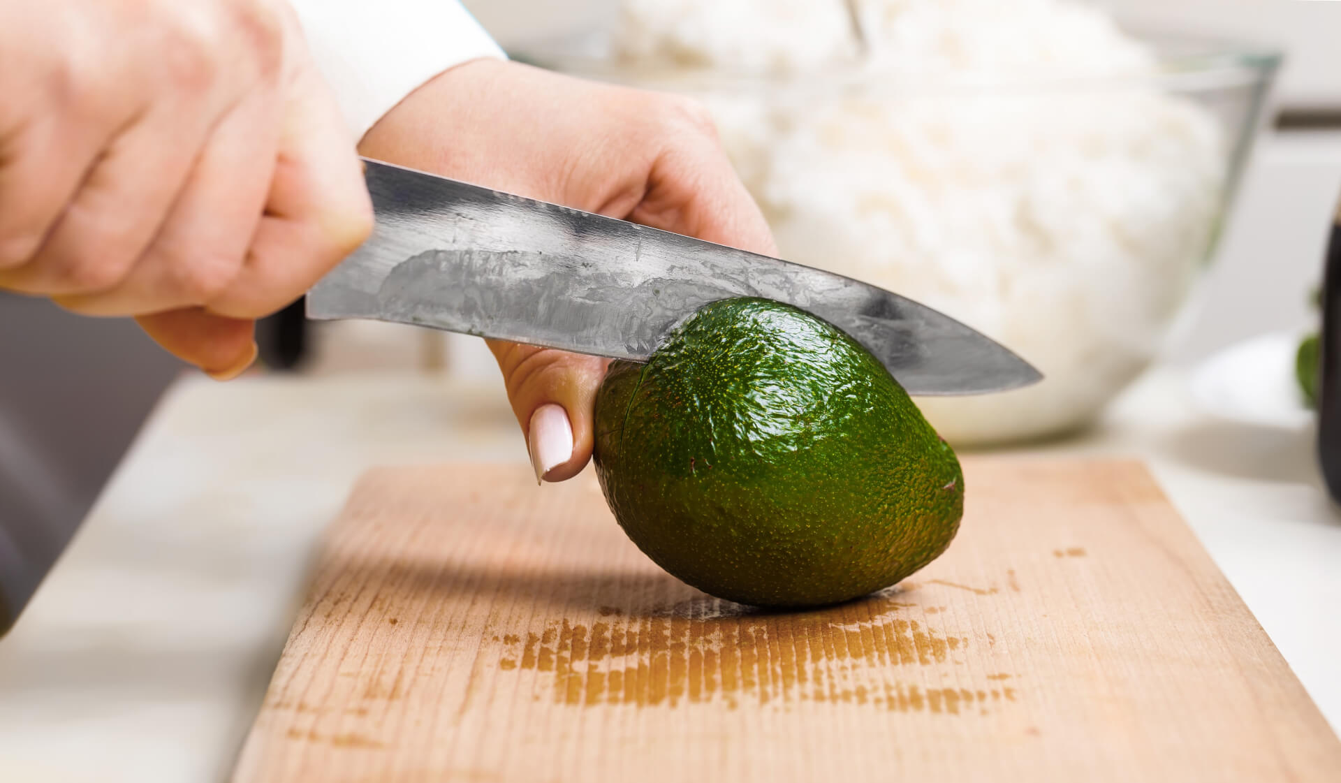 The Slice Is Right: Avocado Image