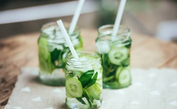 cucmber, water- Cucumber Water- anti-cancer recipes- cook for your life