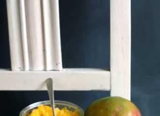 Mango Granita - Cook For Your Life- anti-cancer recipes