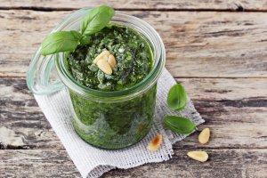Basil Pesto Recipe Image