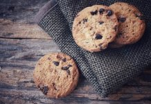 Chocolate Chip Cookies - Cook For Your Life- anti-cancer recipes