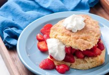 CFYL'€™s Strawberry Shortcake- anti-cancer recipes- cook for your life