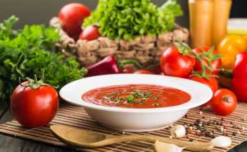 Provencal Tomato Soup - Cook For Your Life- anti-cancer recipes