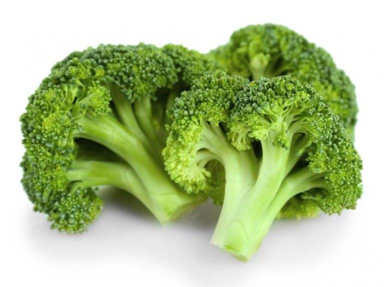 Brócoli al Vapor Recipe Image