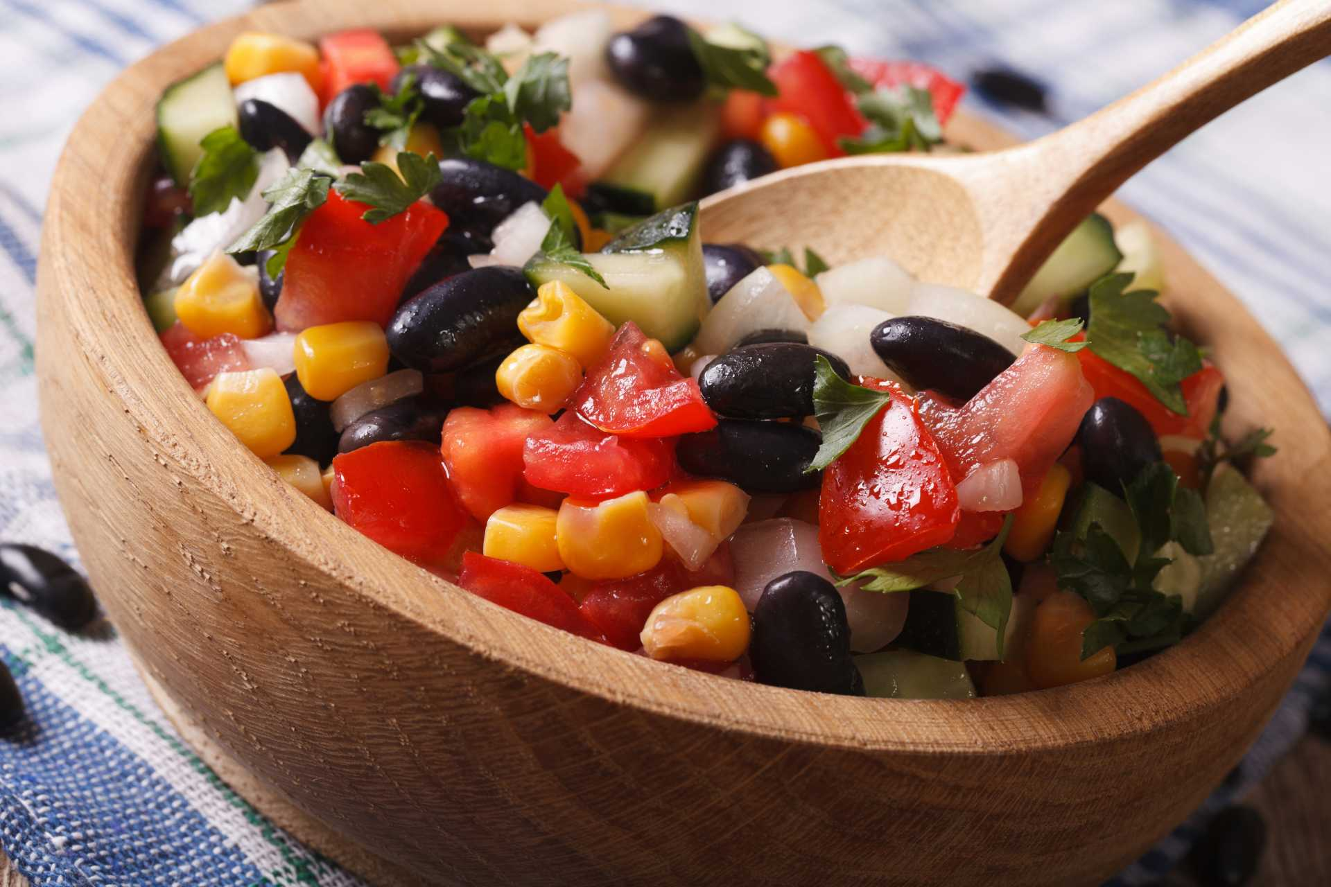 Mexican Black Bean Salad Cook For Your Life